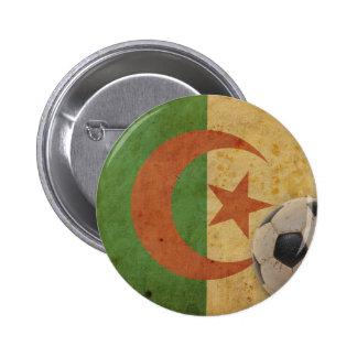 Vintage Algeria Flag Pin