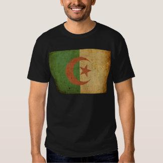 Vintage Algeria Flag Shirt