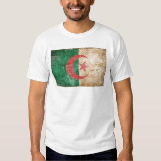 Vintage Algeria Flag Tee Shirts