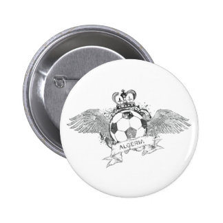 Vintage Algeria Football Buttons
