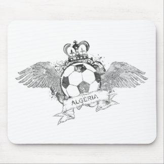 Vintage Algeria Football Mouse Pad