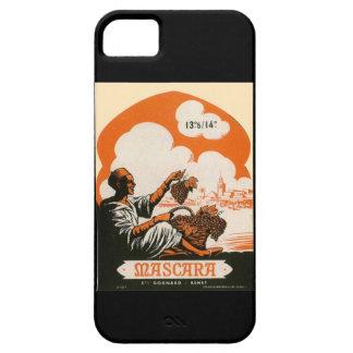 Vintage Algerian Wine label,  Mascara Case For The iPhone 5