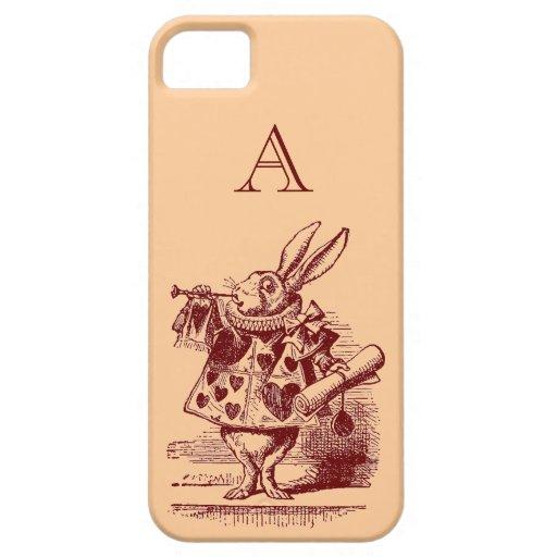 Vintage Alice in Wonderland iPhone 5 Covers