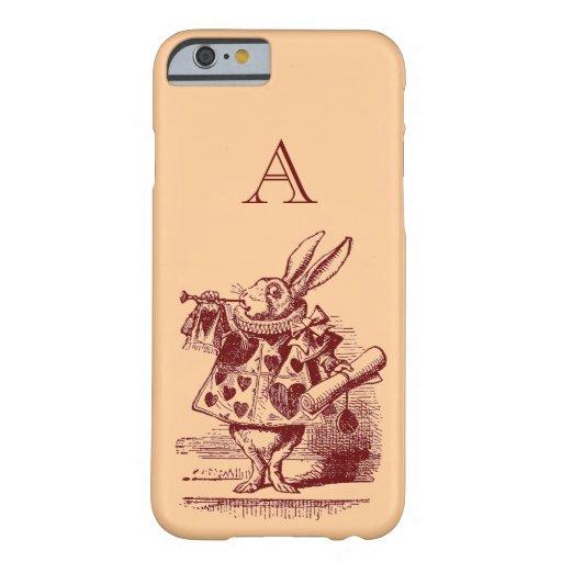 Vintage Alice in Wonderland iPhone 6 Case