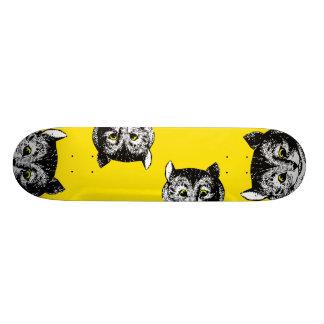 Vintage Alice in Wonderland Cheshire Cat Art Deck 18.1 Cm Old School Skateboard Deck