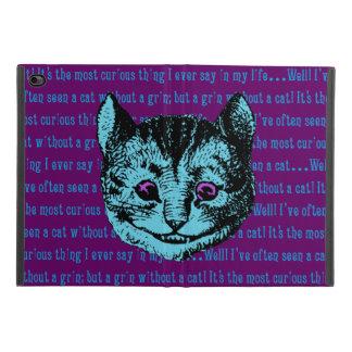 Vintage Alice in Wonderland Cheshire Cat iPad Mini 4 Case