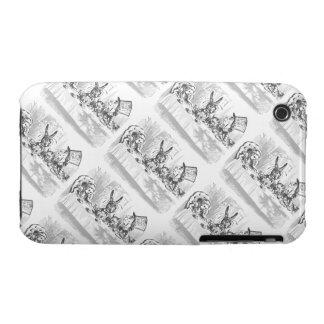 Vintage Alice in Wonderland iPhone 3G/3Gs Case