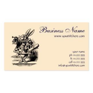 Vintage Alice in Wonderland, Tea Party Scene Pack Of Standard Business Cards