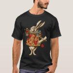 Vintage Alice White Rabbit T-Shirt