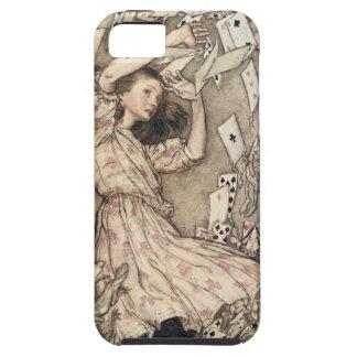 Vintage Alices Adventures in Wonderland by Rackham iPhone 5 Covers