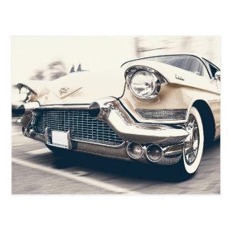 Vintage American Automobile Postcard