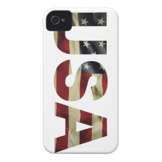 Vintage American Flag iPhone 4 Covers