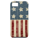 Vintage American Flag iPhone 5 Vibe Case iPhone 5 Cover