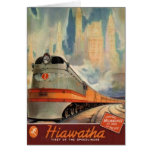 Vintage American Railway, USA - Cards