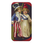 Vintage Americana iPhone 4 Cover