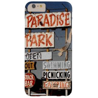 Vintage Amusement Park Sign Photo iPhone 6/6s Case Barely There iPhone 6 Plus Case