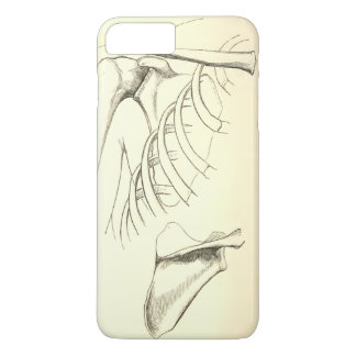 Vintage Anatomy | Scapula (circa 1852) iPhone 7 Plus Case