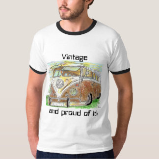 vintage and proud of it T-Shirt