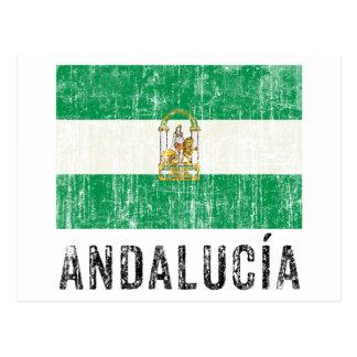 Vintage Andalusia Postcard