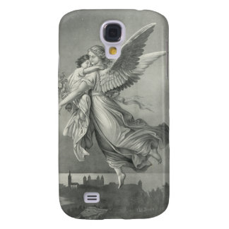 Vintage Angel i Galaxy S4 Case