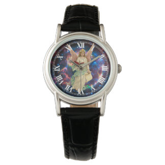 Vintage Angel in Heaven Watch