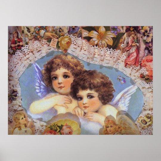 Vintage Angel Posters