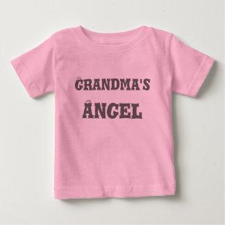 Vintage Angel Wings Grandma's  Baby Bodysuit