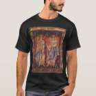 Vintage Angels, Angeli Laudantes by Burne Jones T-Shirt