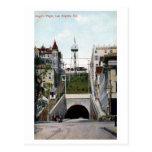 Vintage Angel's Flight Los Angeles Post Cards