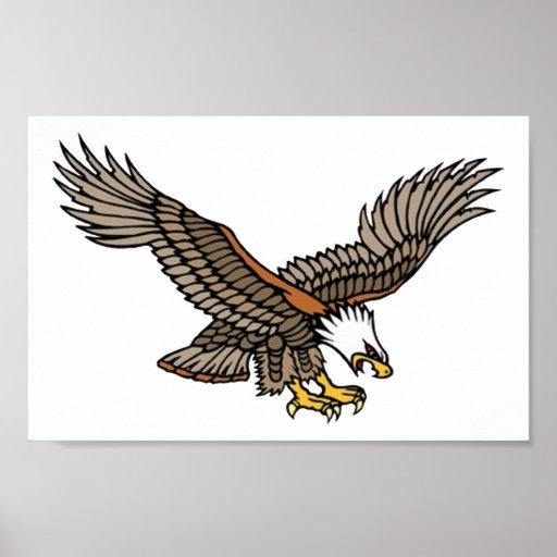 Vintage Eagle Tattoo 45