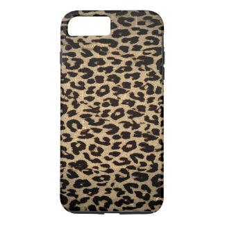 Vintage animal texture of leopard iPhone 8 plus/7 plus case