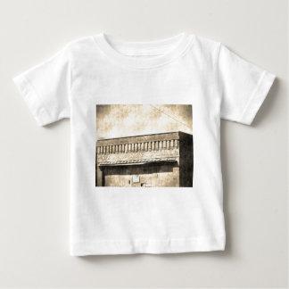Vintage Antique Building Tshirt