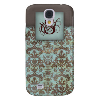 Vintage Antique Damask iPhone 3 Cover