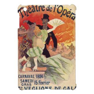 Vintage Antique Theatre Opera Carnaval iPad Mini Covers