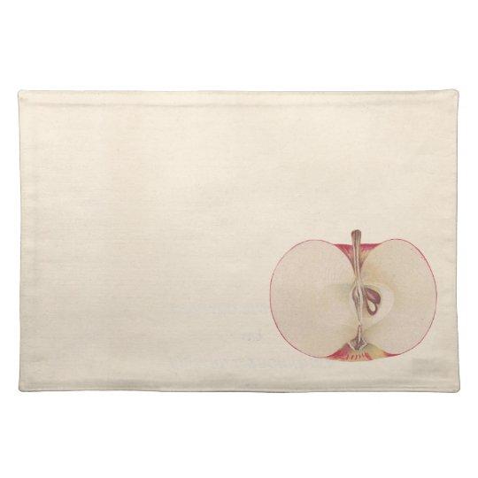 Vintage Apple Placemat