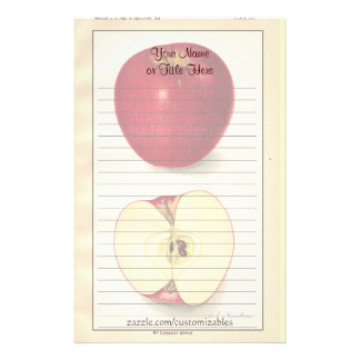 Vintage Apple Stationery
