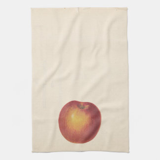 Vintage Apple Towel