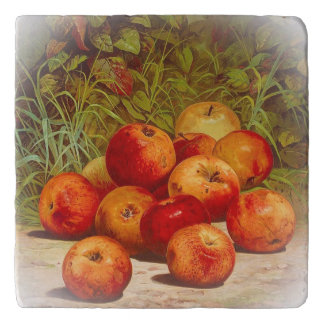 Vintage Apple Trivet