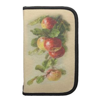 Vintage apples planner
