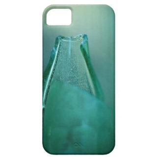 Vintage Aqua Cola Bottle iPhone Case Case For The iPhone 5