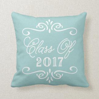 Vintage Aqua | Graduation Cushion