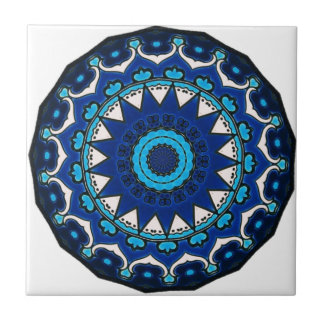 Vintage ARABIC tile Iznik, Turkey, 16th century.
