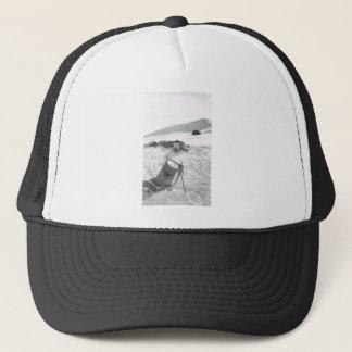 Vintage arctic life, Greenland Trucker Hat