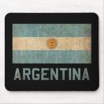 Vintage Argentina Mousepads