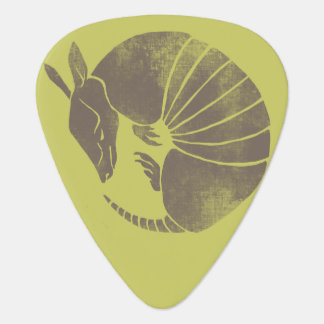Vintage Armadillo Guitar Pick