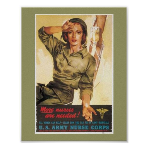 Vintage Army Poster 57