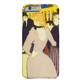 Vintage Art, At the Nightclub by Toulouse Lautrec Barely There iPhone 6 Case