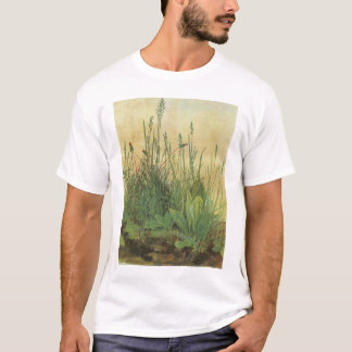 Vintage Art, Great Piece of Turf by Albrecht Durer T-Shirt