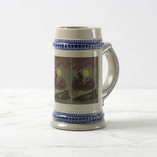 """Vintage Art Mug """"George Washington Pratt"""""""