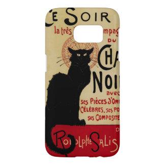 Vintage Art Nouveau, Ce Soir Chat Noir Black Cat